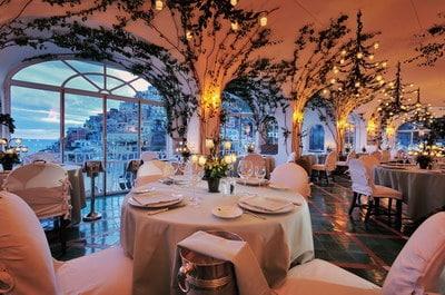 Positano wedding planner La Sirenuse