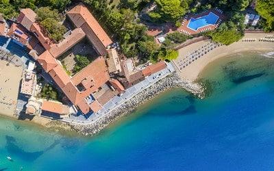 Amalfi Coast wedding Palazzo Belmonte