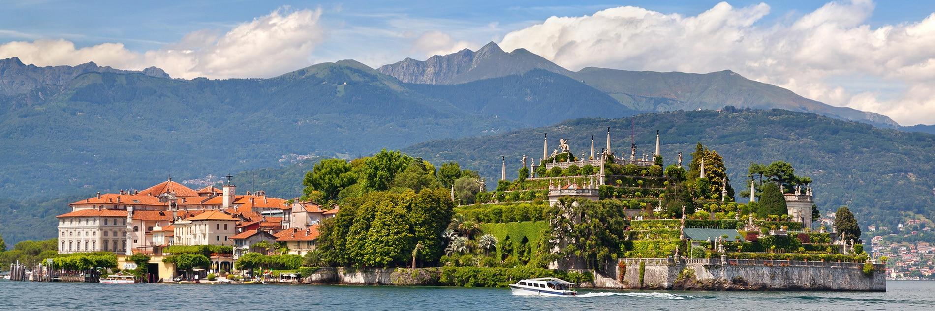 Lake Maggiore wedding