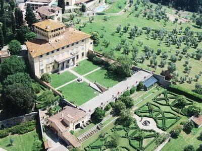 Florence wedding planner Villa di Maiano Fattoria