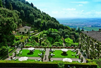 Getting married in Florence Belmond Villa San Michele