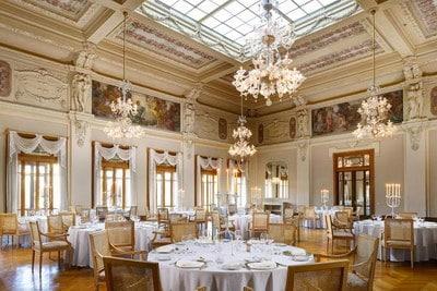 Rome wedding venue Fiuggi Palazzo della Fonte