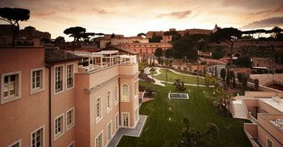 Rome wedding venues Gran Melia Vatican