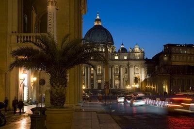 Rome wedding venues Palazzo Cardinal Cesi Vatican