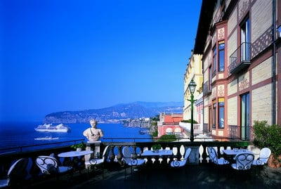 Sorrento wedding venues Excelsior Vittoria