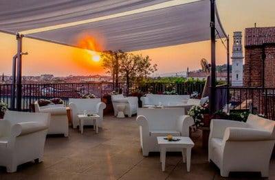 Verona wedding venues Due Torri Hotel
