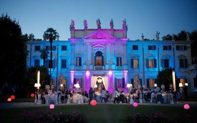 Verona wedding venues Villa Mosconi Bertrani