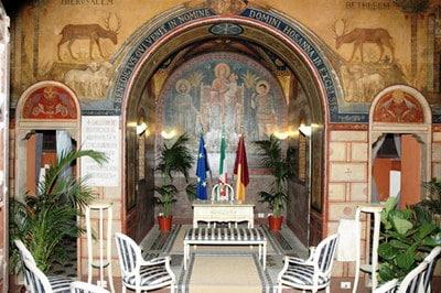 Villa Lais Civil Wedding in Rome
