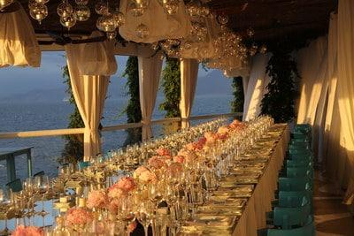 Wedding in Capri Palace Hotel
