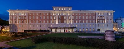 Wedding in Rome NH Palazzo Cinquecento