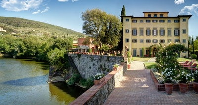 Wedding planner in Firenze Villa la Massa