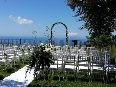 Wedding planner in Sorrento Astapiana Villa Giusso