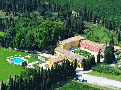 Wedding planner Verona Villa Cordevigo