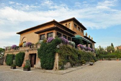 Wedding venue in Rome Villa Giovanelli Fogaccia