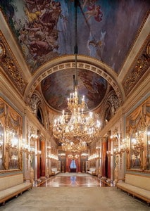Wedding venues Florence Palazzo Borghese
