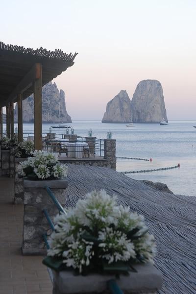 Weddings in Capri Canzone del Mare