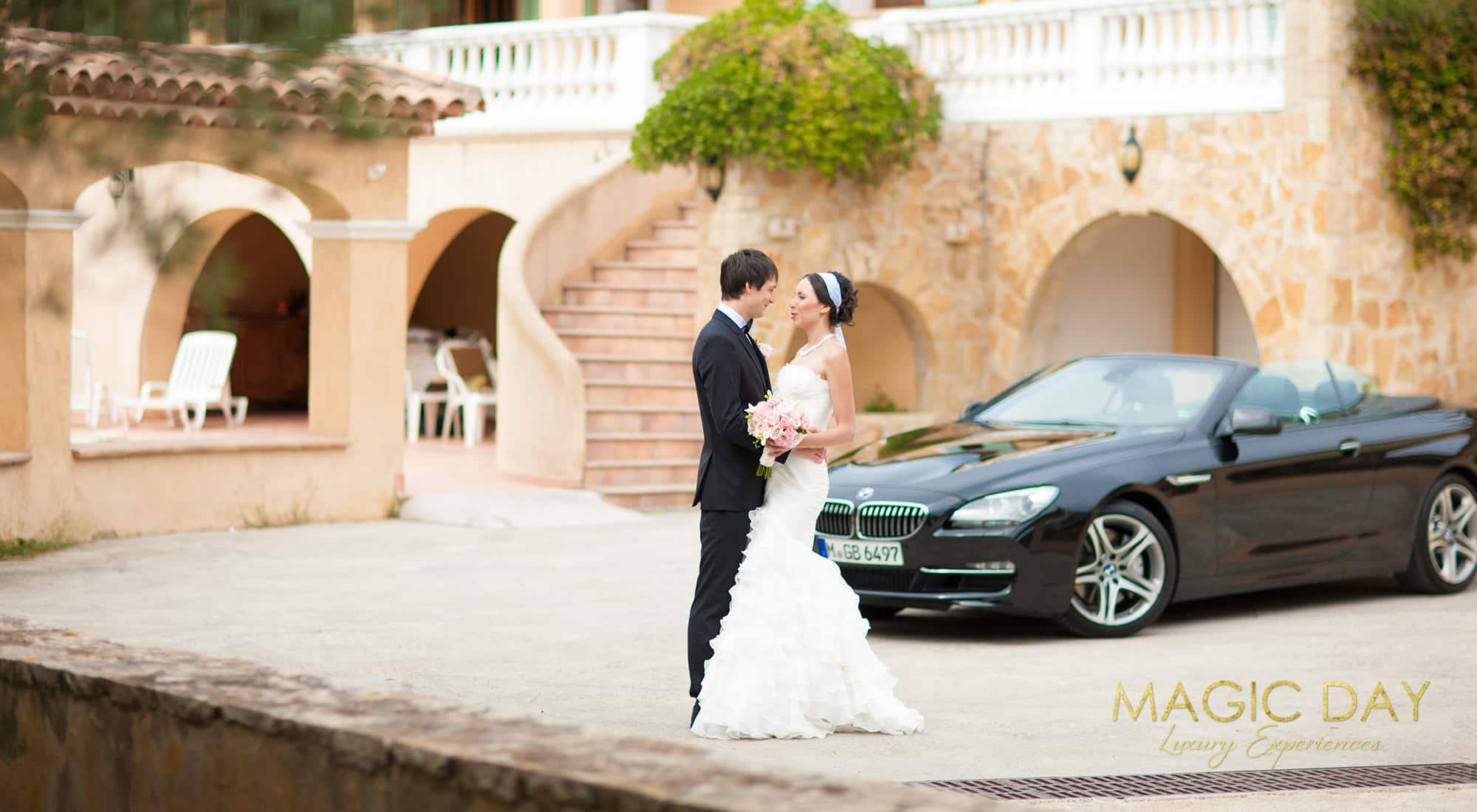 Beach weddings Antibe
