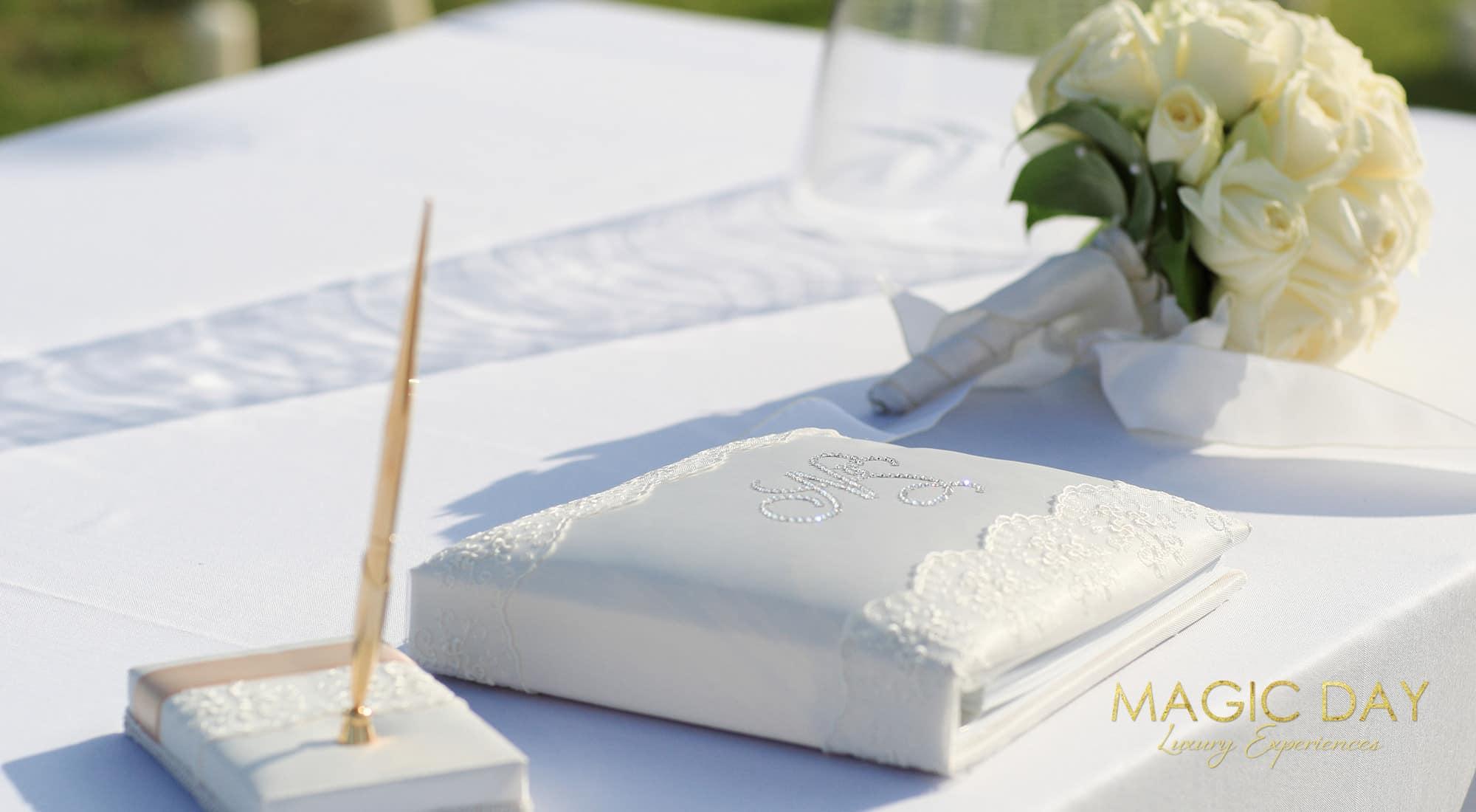 Chateau wedding Cannes