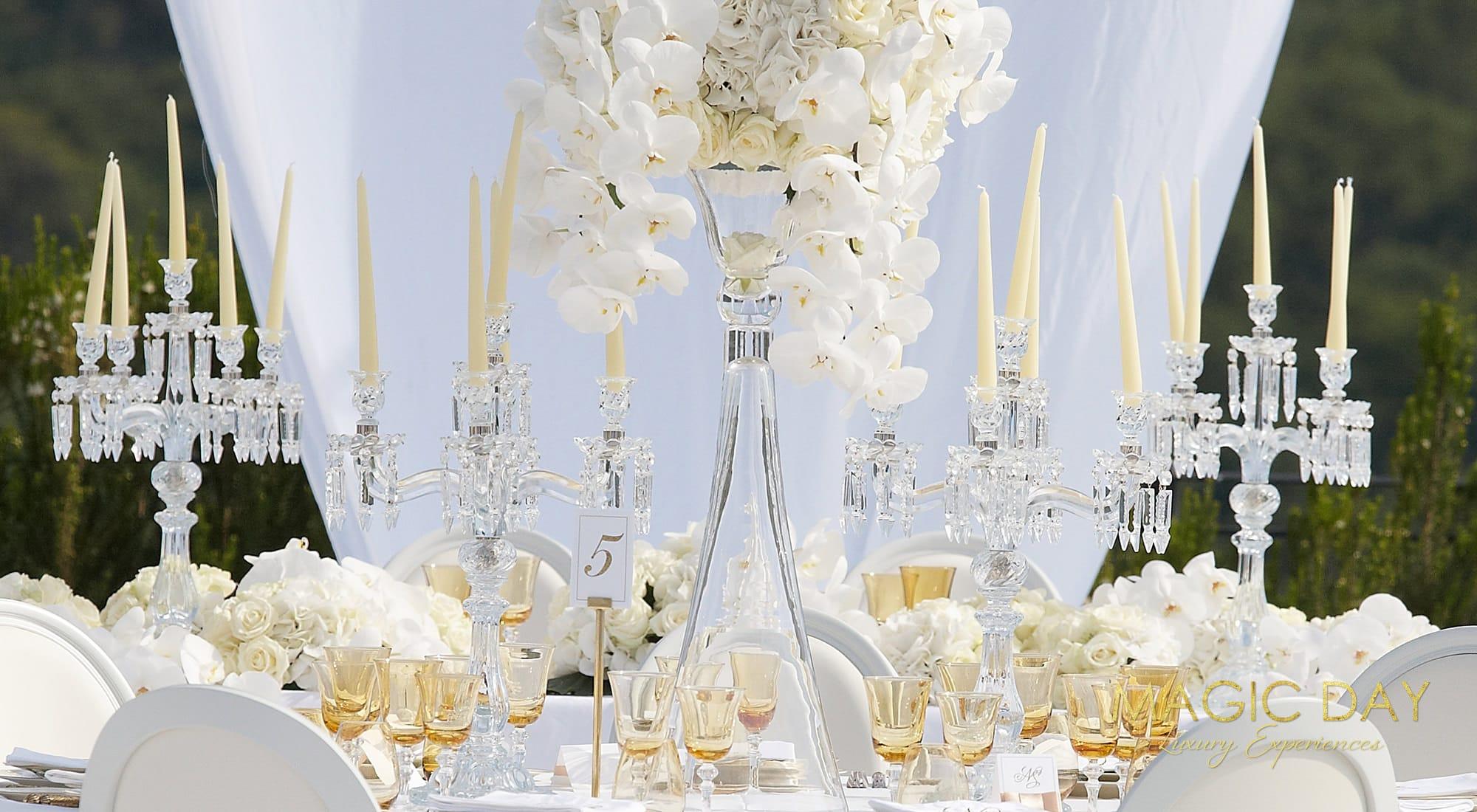 Cote d'Azur wedding planner