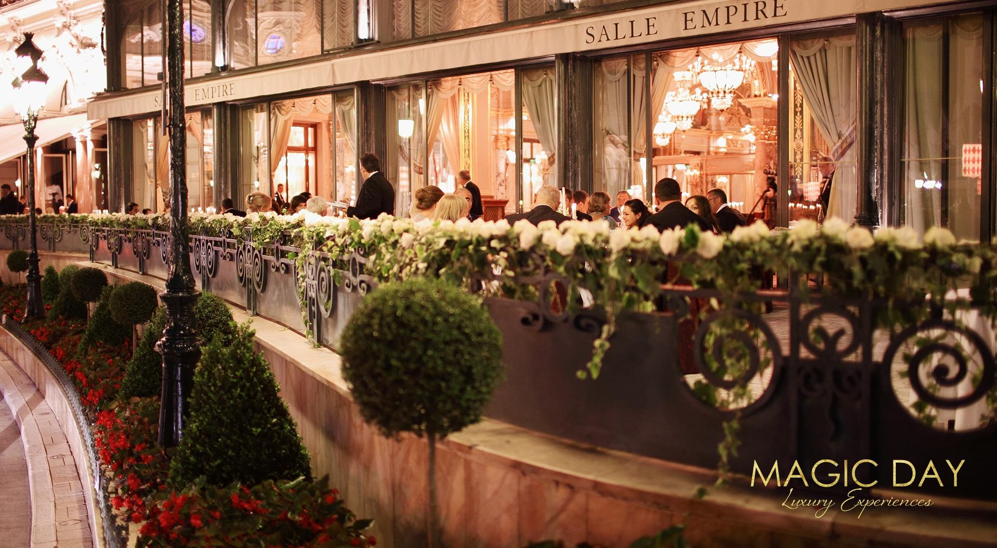 Monaco wedding planner