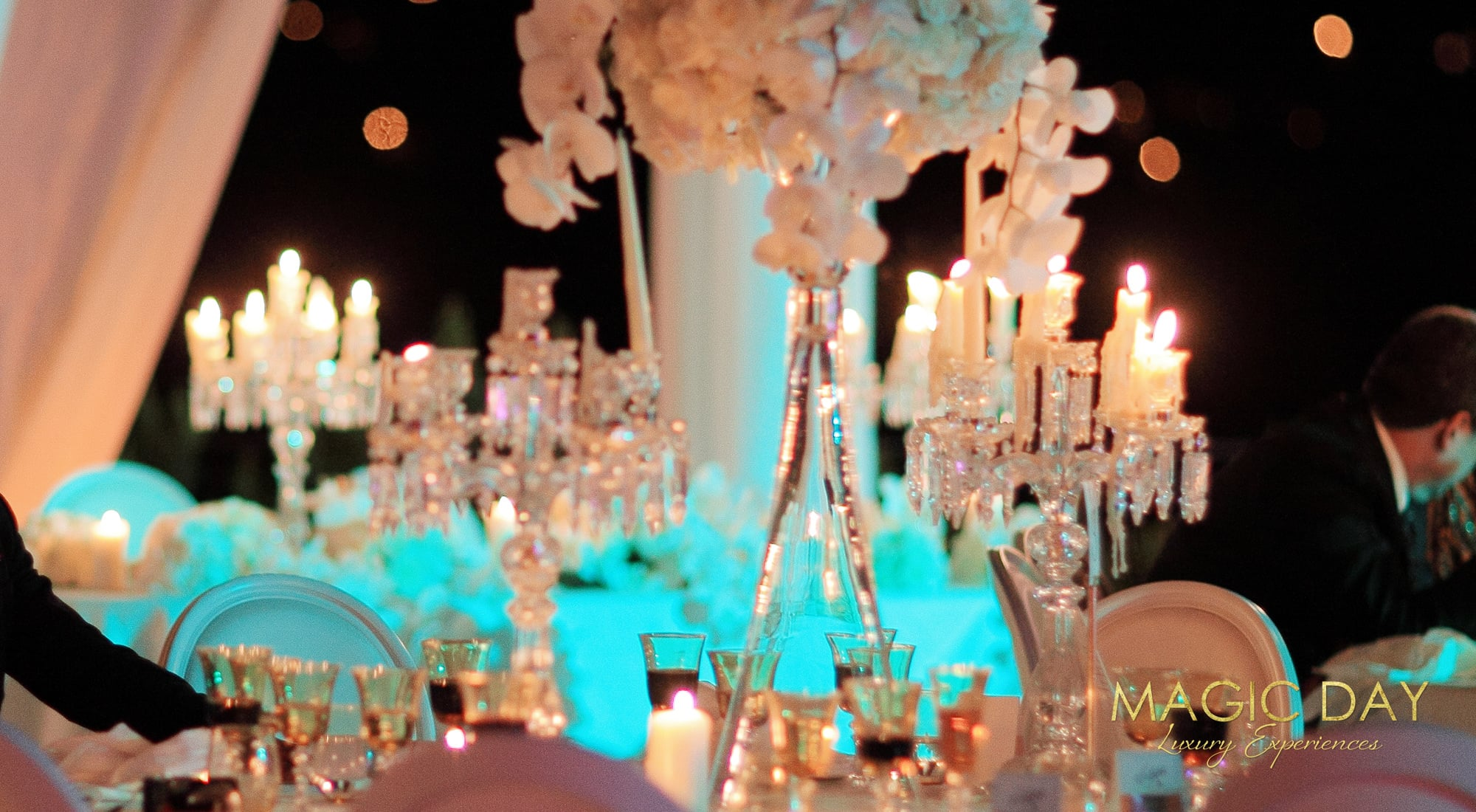 Luxury wedding France