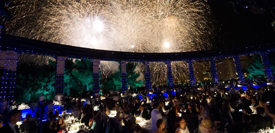 Monaco wedding Salle des Etoiles