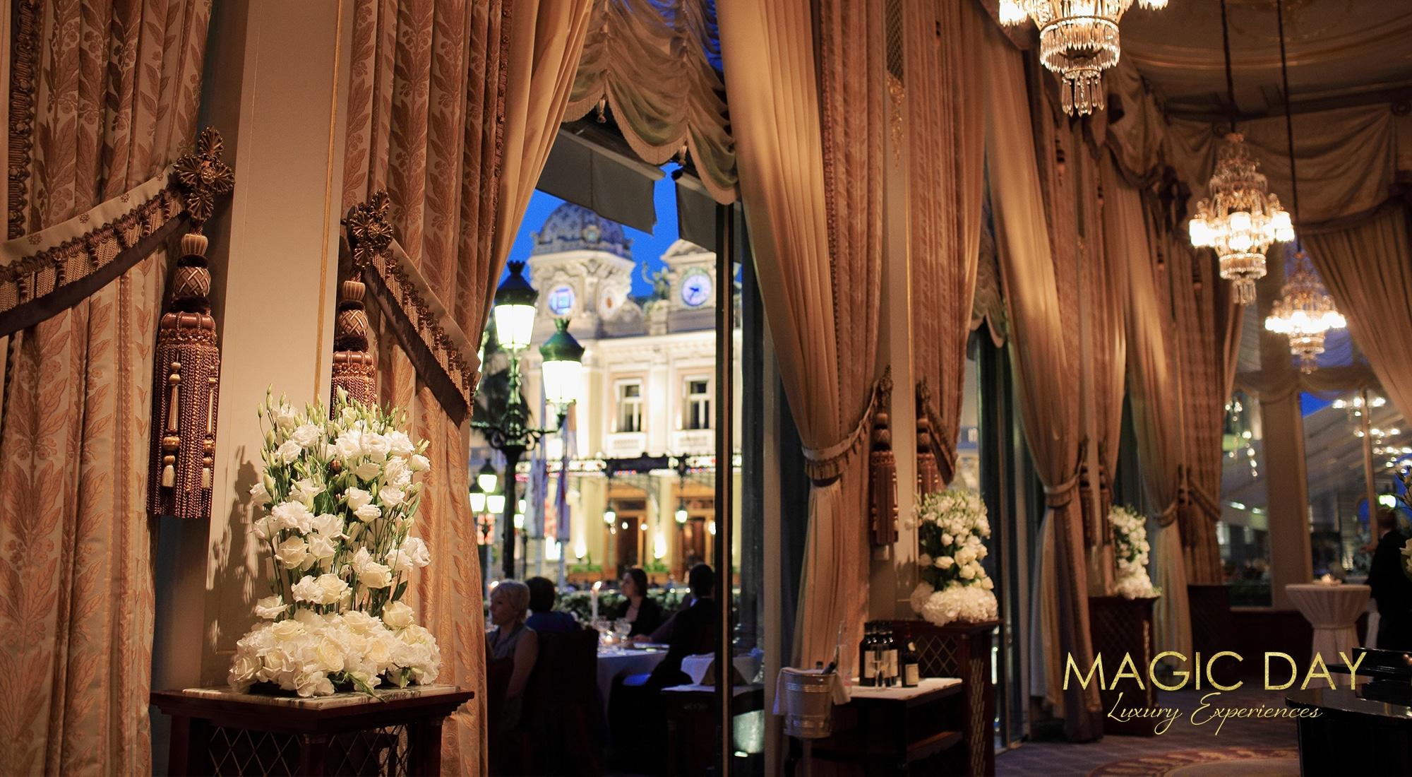 Monte Carlo hotel wedding