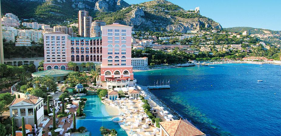 Monte Carlo wedding Monte Carlo Bay Hotel