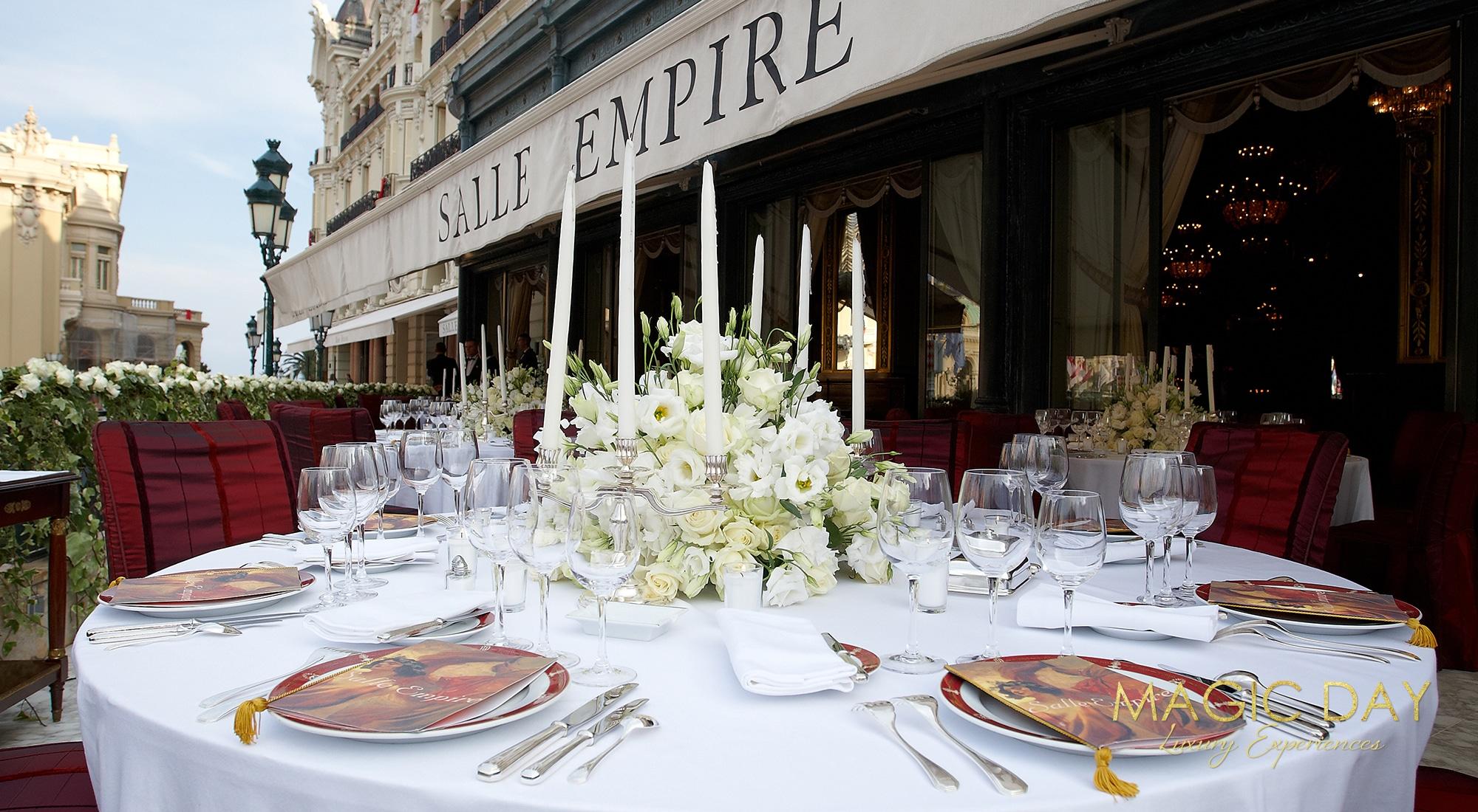 Monte Carlo wedding venues