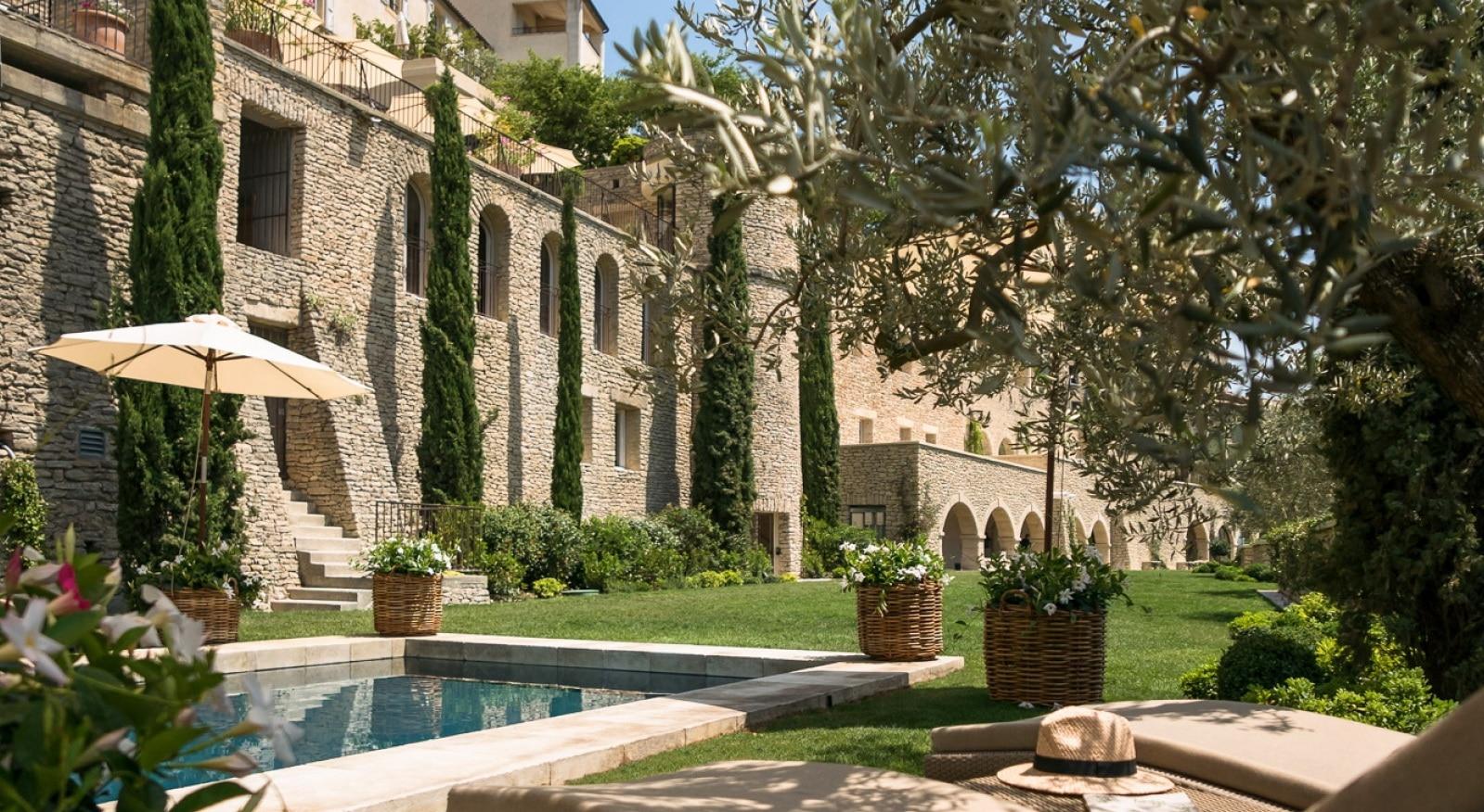 Provence wedding venues Bastide de Gordes