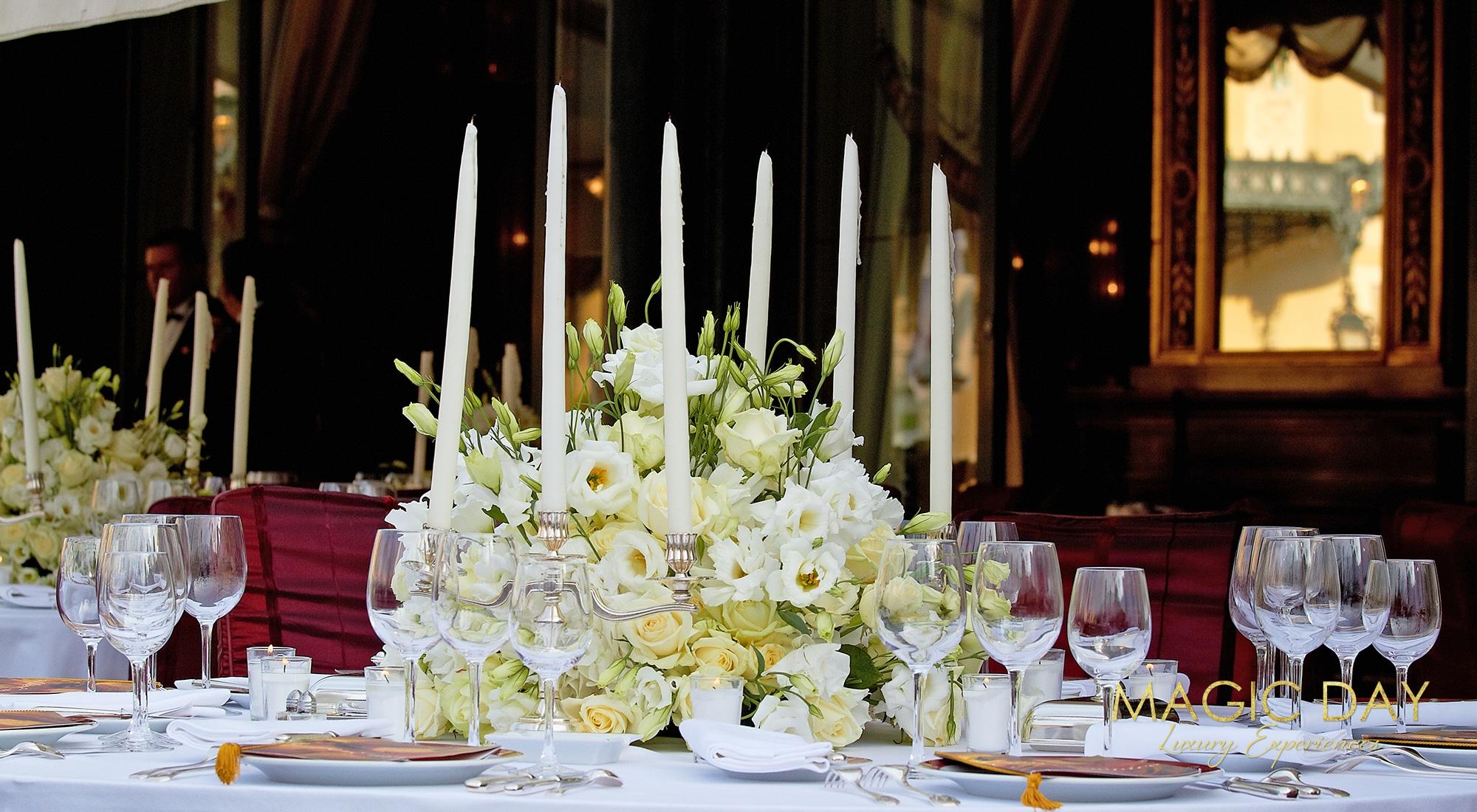 Salle Empire Moncao wedding