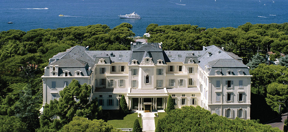South of France weddings Hotel du Cap Eden Roc