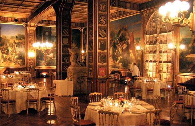 Versailles Palace Crusades room