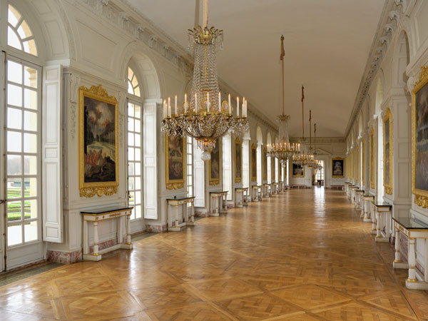Versailles wedding hall Cotelle Gallery