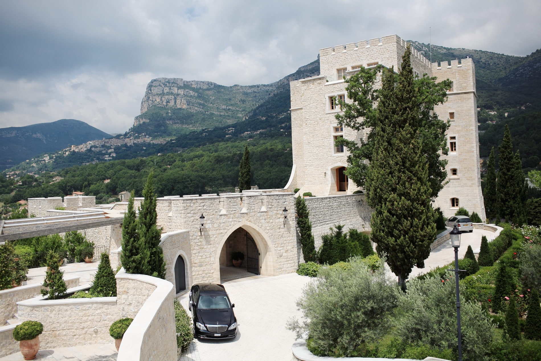 Wedding chateau South France