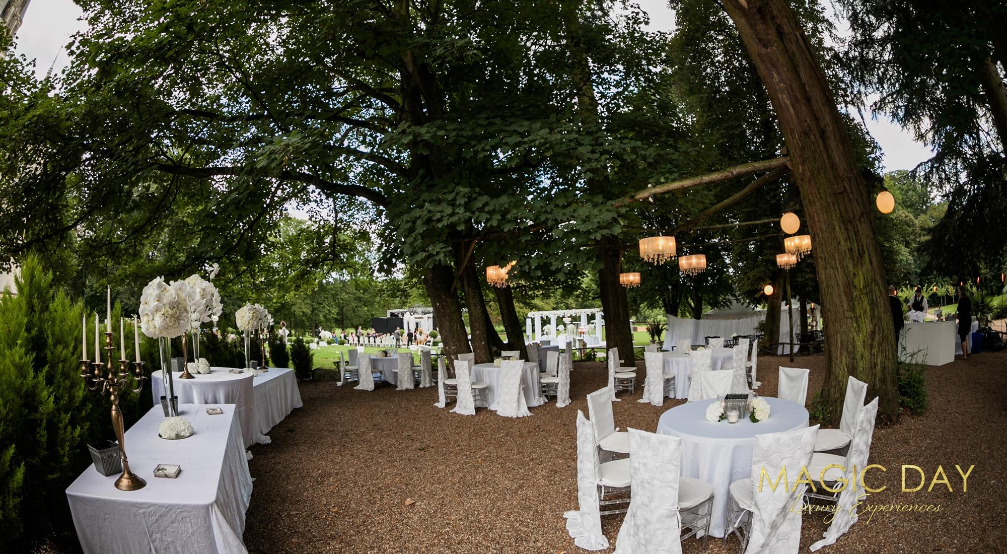 Wedding France chateau
