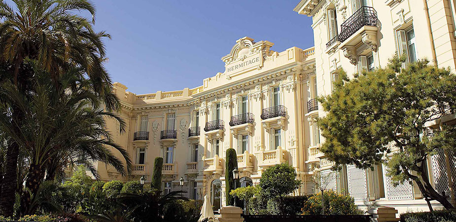 Wedding in Monaco Hotel Hermitage