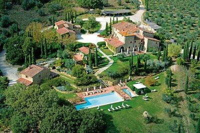 Chianti wedding venues Casa Cornacchi
