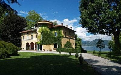 Italian Lakes wedding venues Villa Rocchetta