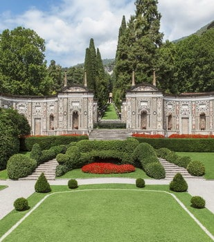 Lake Como wedding venues Villa d'Este