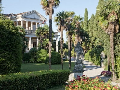 Lake Garda wedding villas Palace Hotel Cortine
