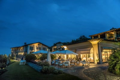Lake Iseo wedding venues Relais Mirabella