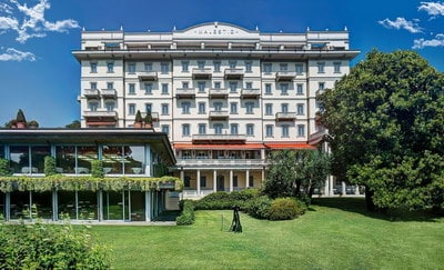 Lake Maggiore wedding venues Grand Hotel Majestic
