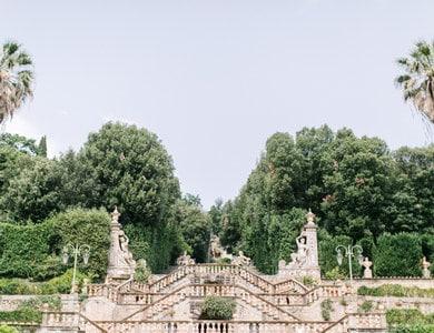 Lucca wedding venues Villa Garzoni