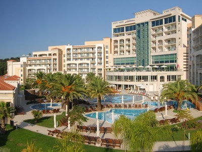 Montenegro wedding in Budva Splendid Hotel