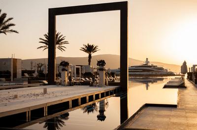 Montenegro wedding planner Porto Montenegro Regent Hotel Marina