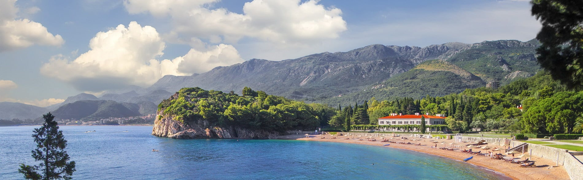 Montenegro wedding planner Villa Milocer