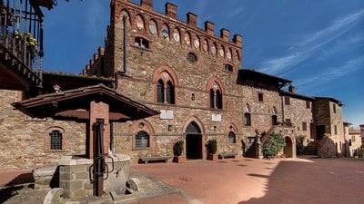 Siena wedding venues Castelletto Montebenichi