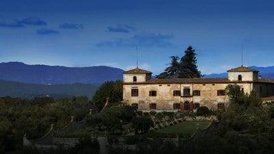 Tuscany wedding Villa Medici