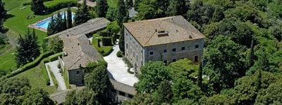 Villa di Ulignano wedding Tuscany
